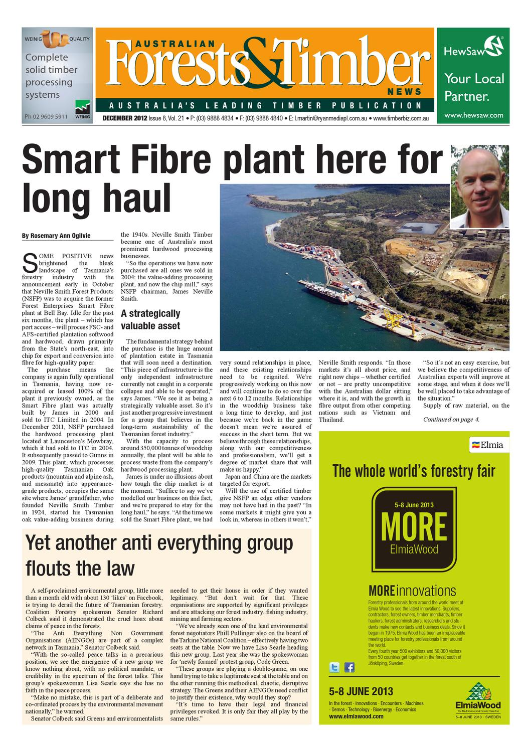 Australian forests and timber news by provincial press group issuu fandeluxe Image collections