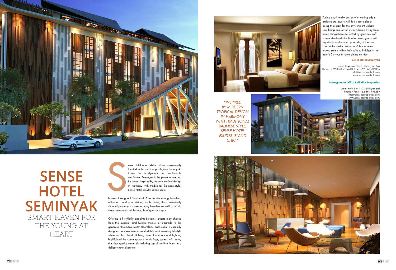 Hotels in Bali A Smart Haven