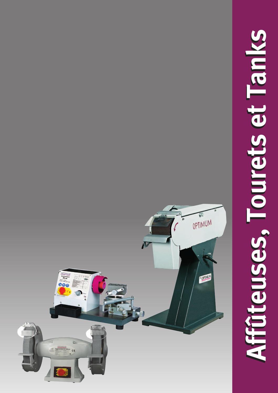 Foret Aff/ûteuse de forets HSS Ponceuse pour aff/ûteuse 3 16/mm 70/W