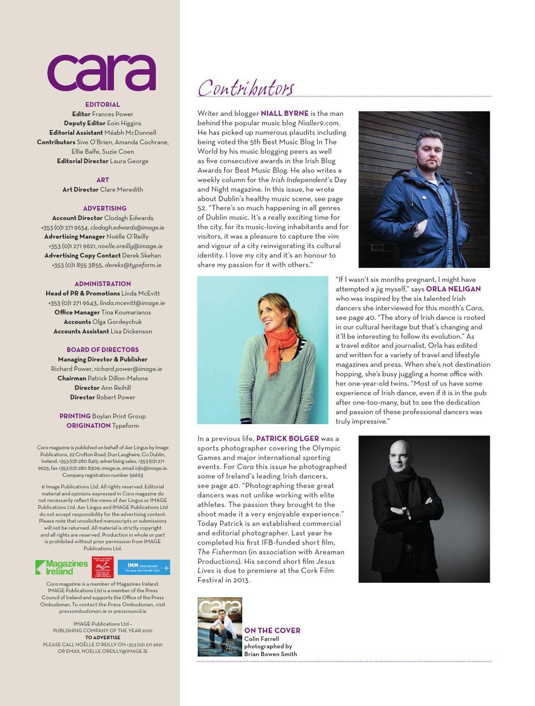 linda magazine contact