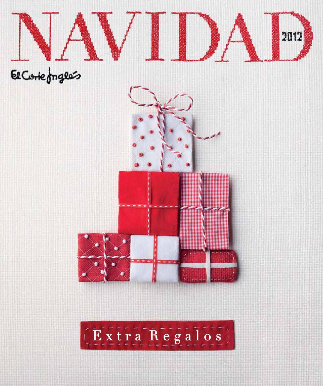 Cat logo de regalos de el corte ingles navidad 2012 2013 - Catalogo regalos corte ingles ...