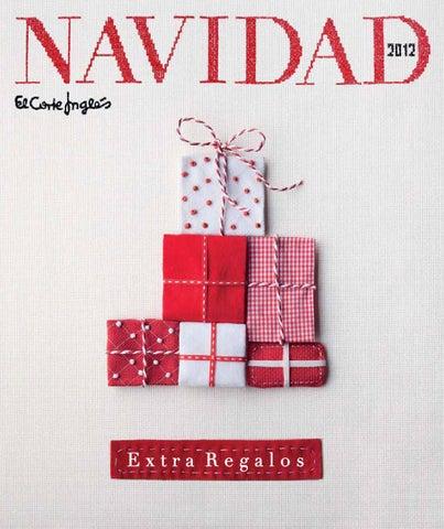 De Regalos Corte El Ingles Navidad Catálogo 2012 By 2013 gqFdB1