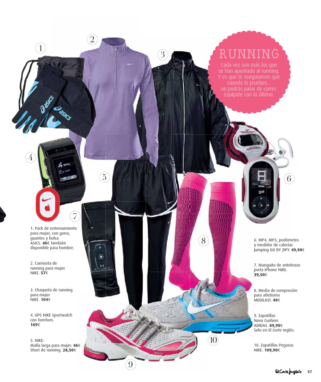 Running · Deportes El Corte Inglés · 46