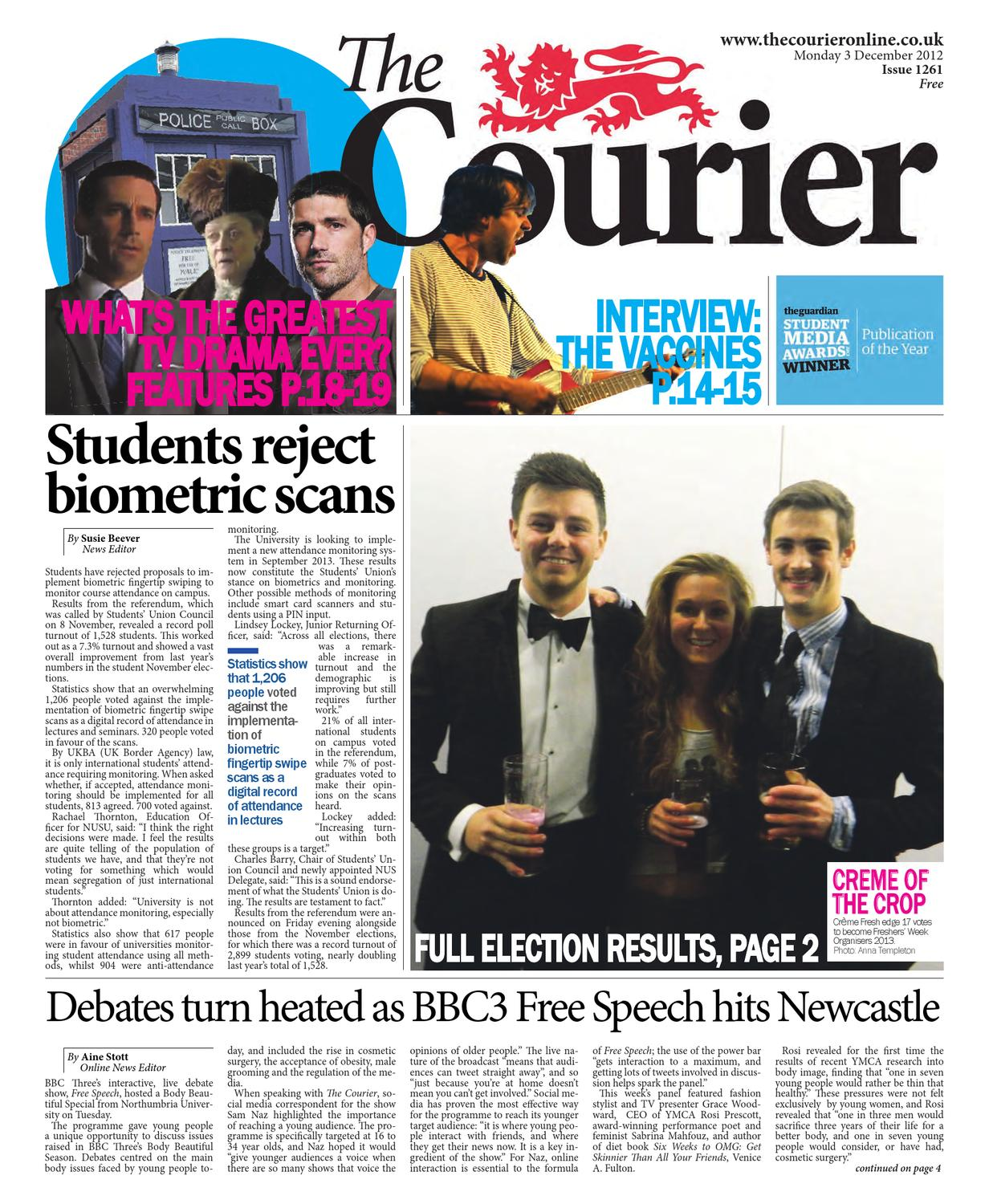 The Courier 1261
