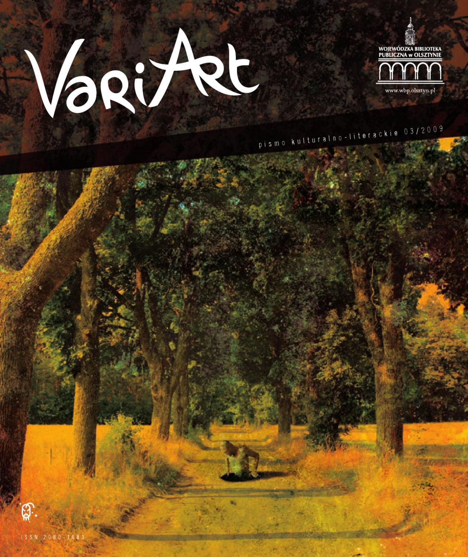 Variart 032009 By Wojewódzka Biblioteka Publiczna W