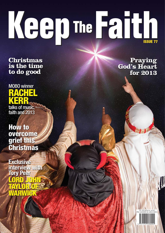 Keep The Faith magazine issue 77 by Keep The Faith magazine - issuu