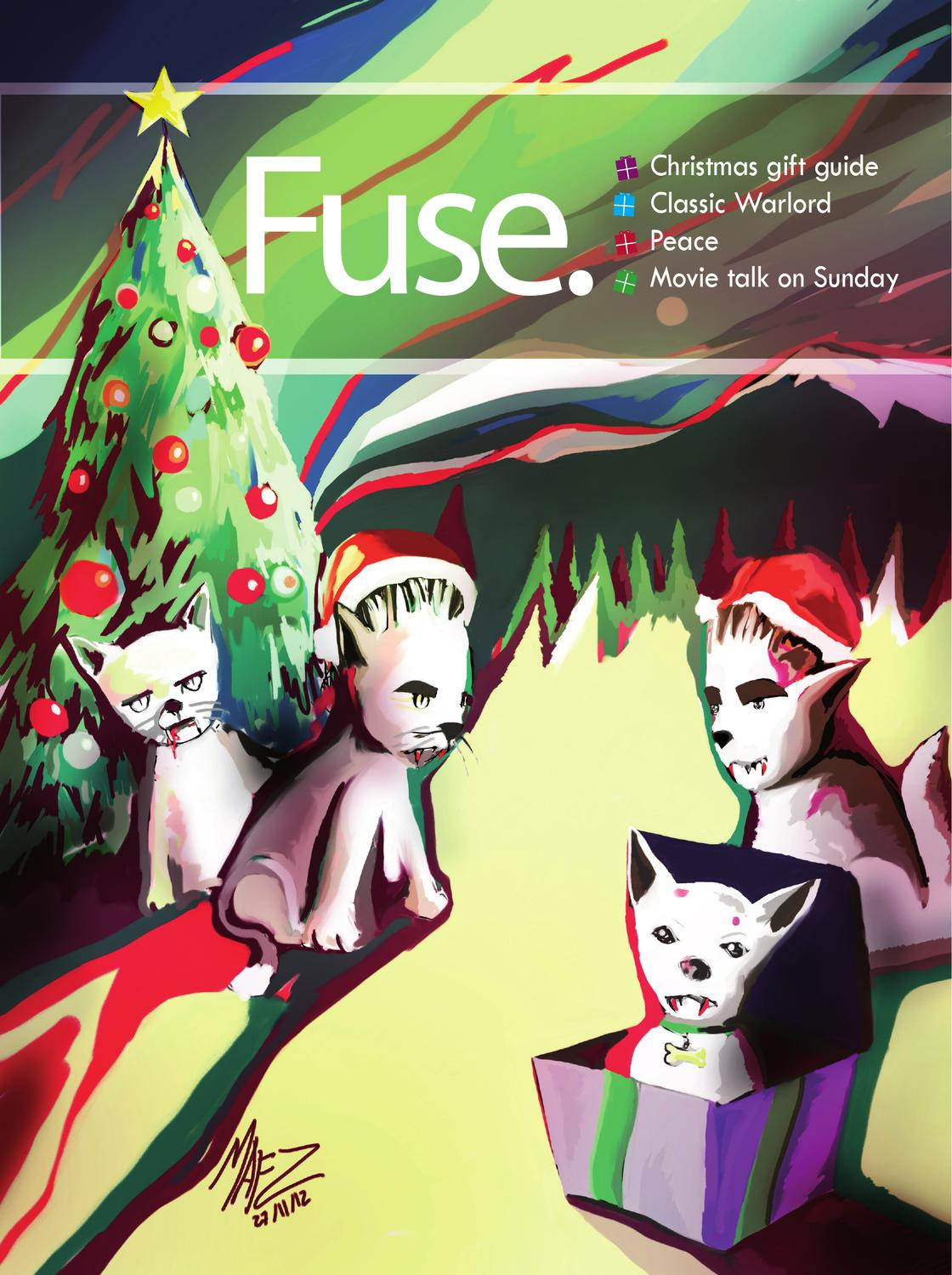 Fuse Issue 54 By Forge Press