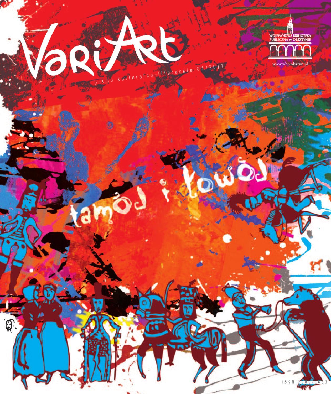 Variart 042011 By Wojewódzka Biblioteka Publiczna W