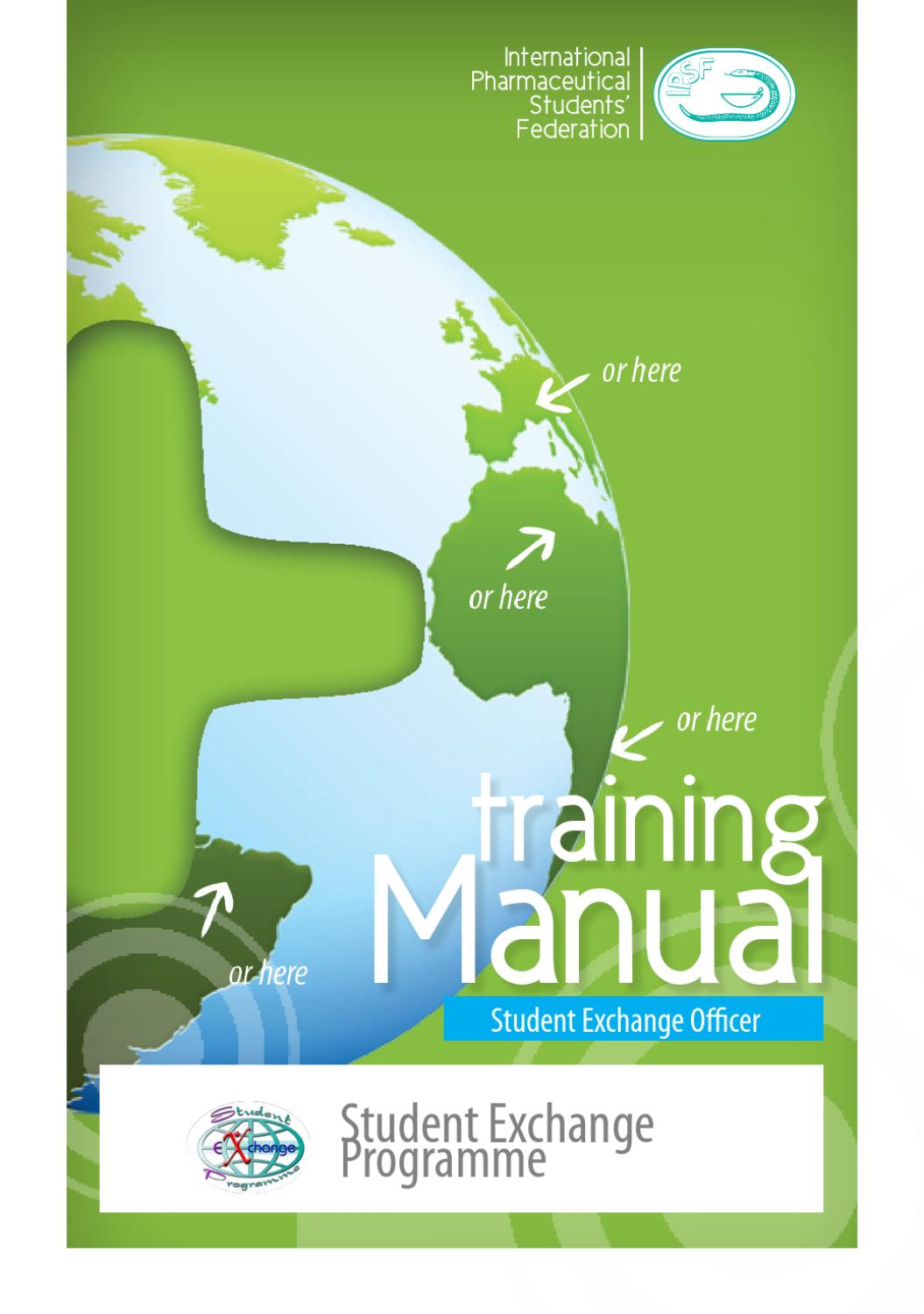 SEO Training Manual 201213 by International Pharmaceutical – Training Manual Cover Page