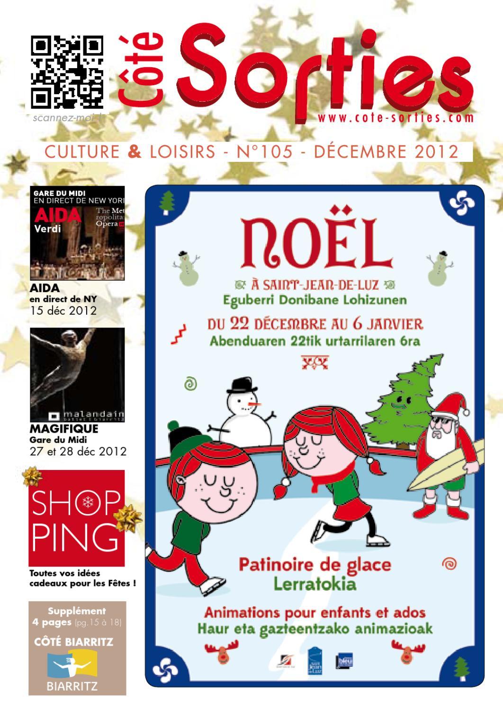 Coloriste St Martin De Seignanx côté sorties décembre 2012phegam communication - issuu