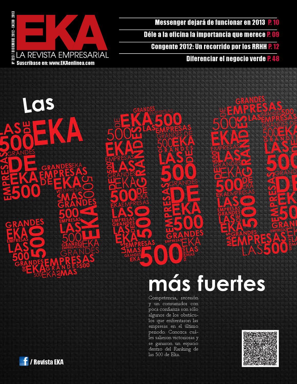 8e35a96db2af2 EKA 323 by EKA Consultores - issuu