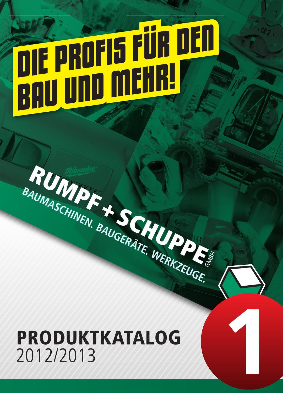Produktkatalog 2012/2013 Teil 1 by Rumpf+Schuppe Zittau - issuu