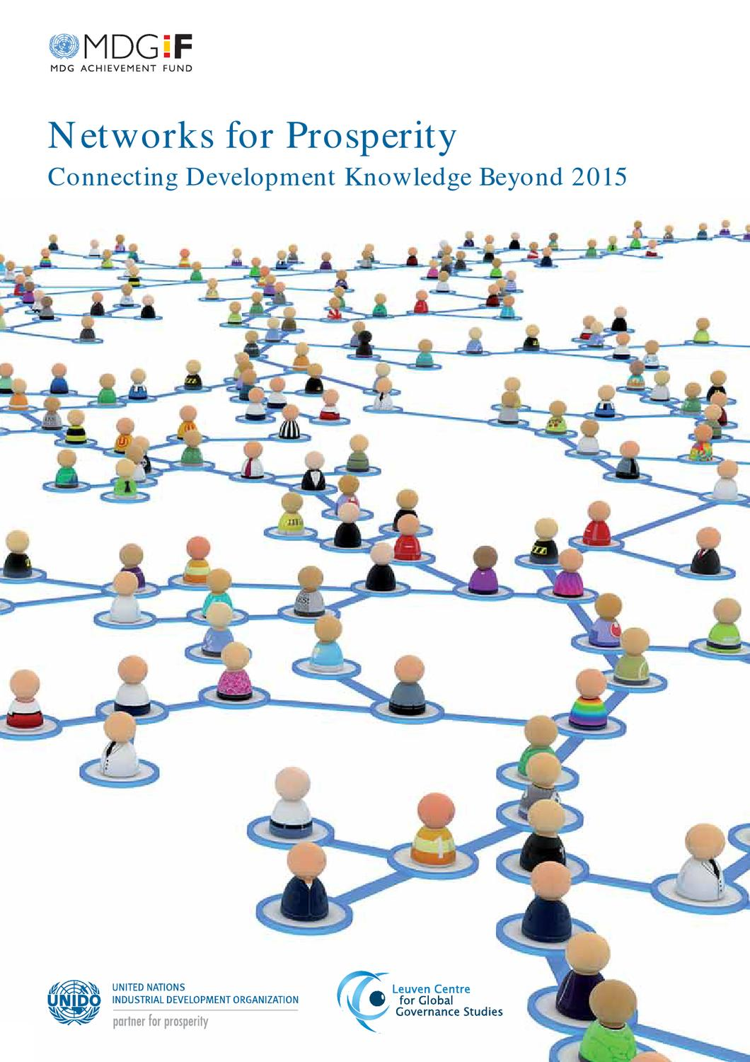 UNIDO Networks for Prosperity Full Report 40 by UNIDO   issuu