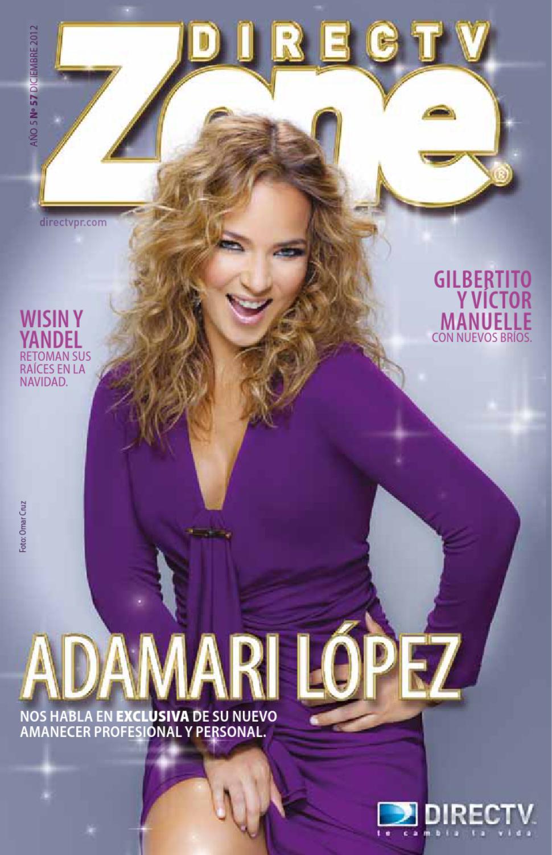 Revista DIRECTV Zone diciembre 2012 by DIRECTV Puerto Rico - issuu