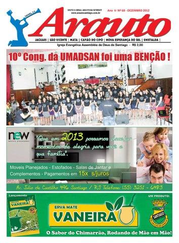 460f14557 Jornal Arauto Edição 68 - Novembro 2012 by Arauto Jornal - issuu