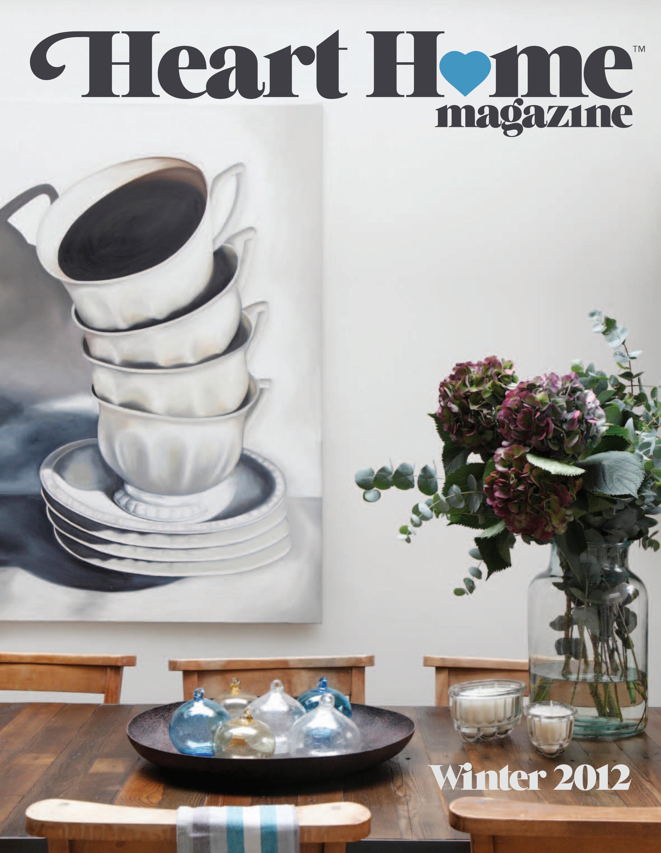Heart Home magazine issue 20 by Heart Home magazine   issuu