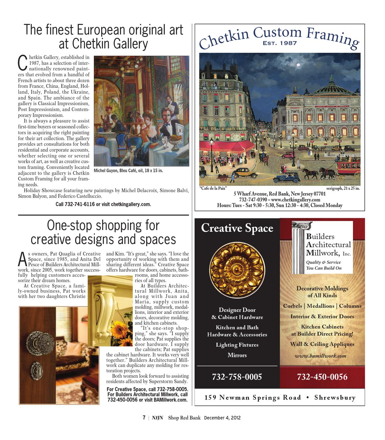 Shop Red Bank by New Jersey Jewish News - issuu