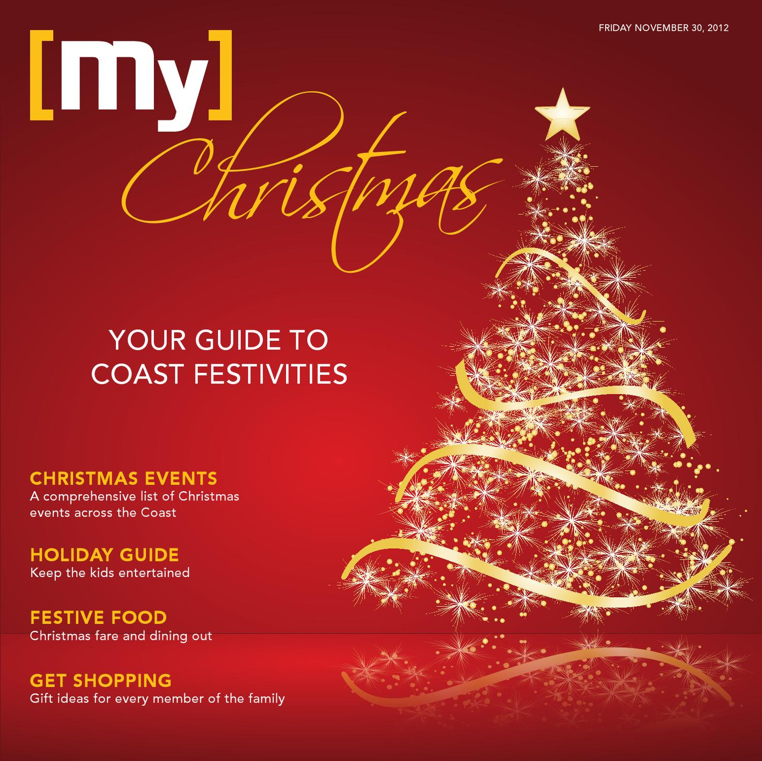 My Christmas by My Weekly Preview issuu