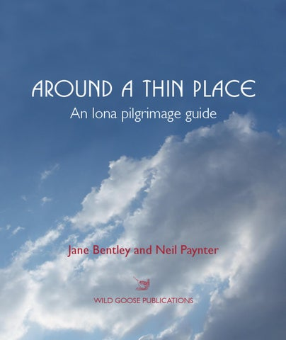 Around a Thin Place. An Iona Pilgrimage Guide