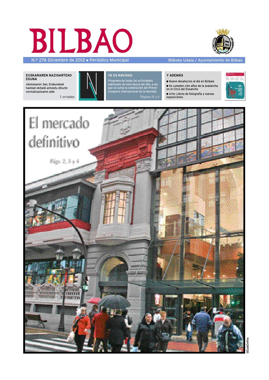 Abendua 2012 Diciembre By Periódico Bilbao Aldizkaria Issuu