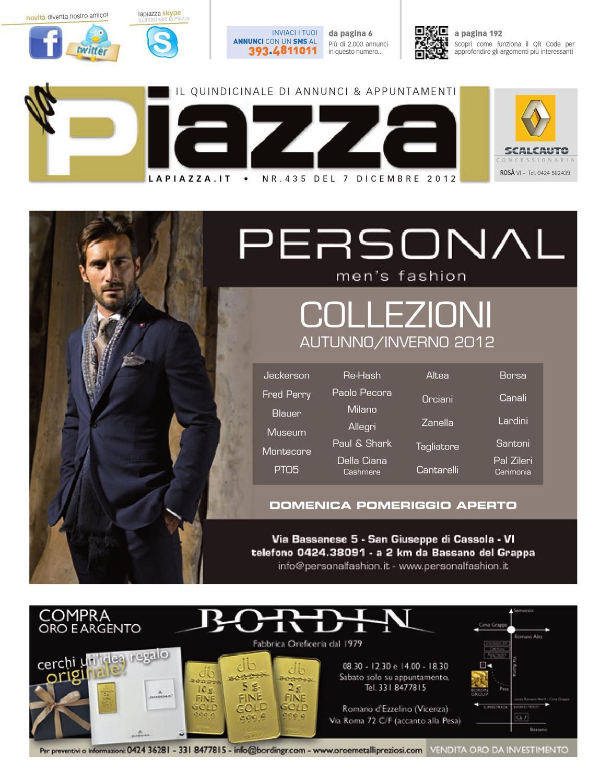 la Piazza 435 by la Piazza di Cavazzin Daniele - issuu 8ac13e7a39a