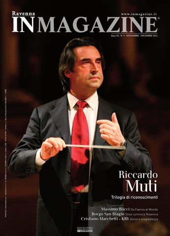 InMagazine Ravenna 05 2012 by Edizioni IN Magazine srl - issuu a9c53b4848b