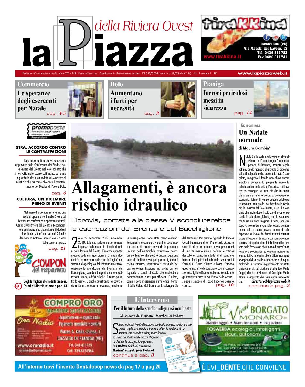 La Piazza della Riviera ovest - nov2012 n148 by lapiazza give emotions -  issuu 073cb20ea4a