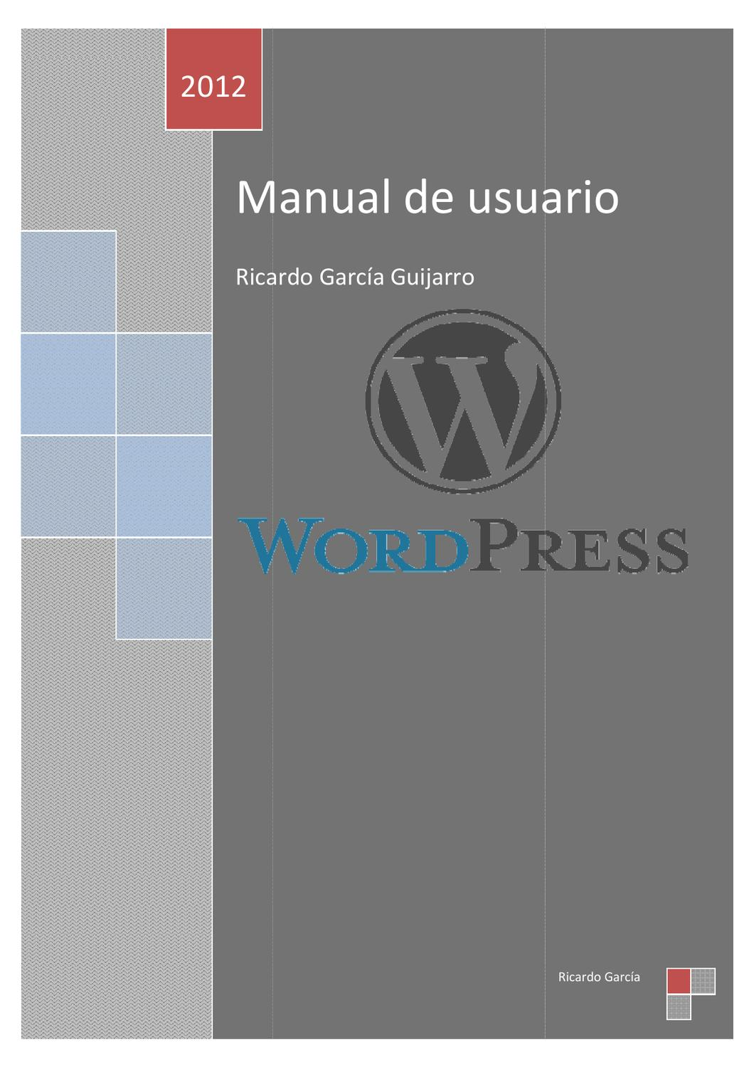 Tutorial básico de WordPress