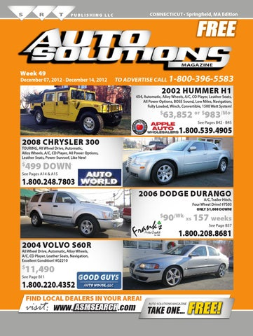 Week 49 (CT Book) by Auto Solutions Magazine - issuu