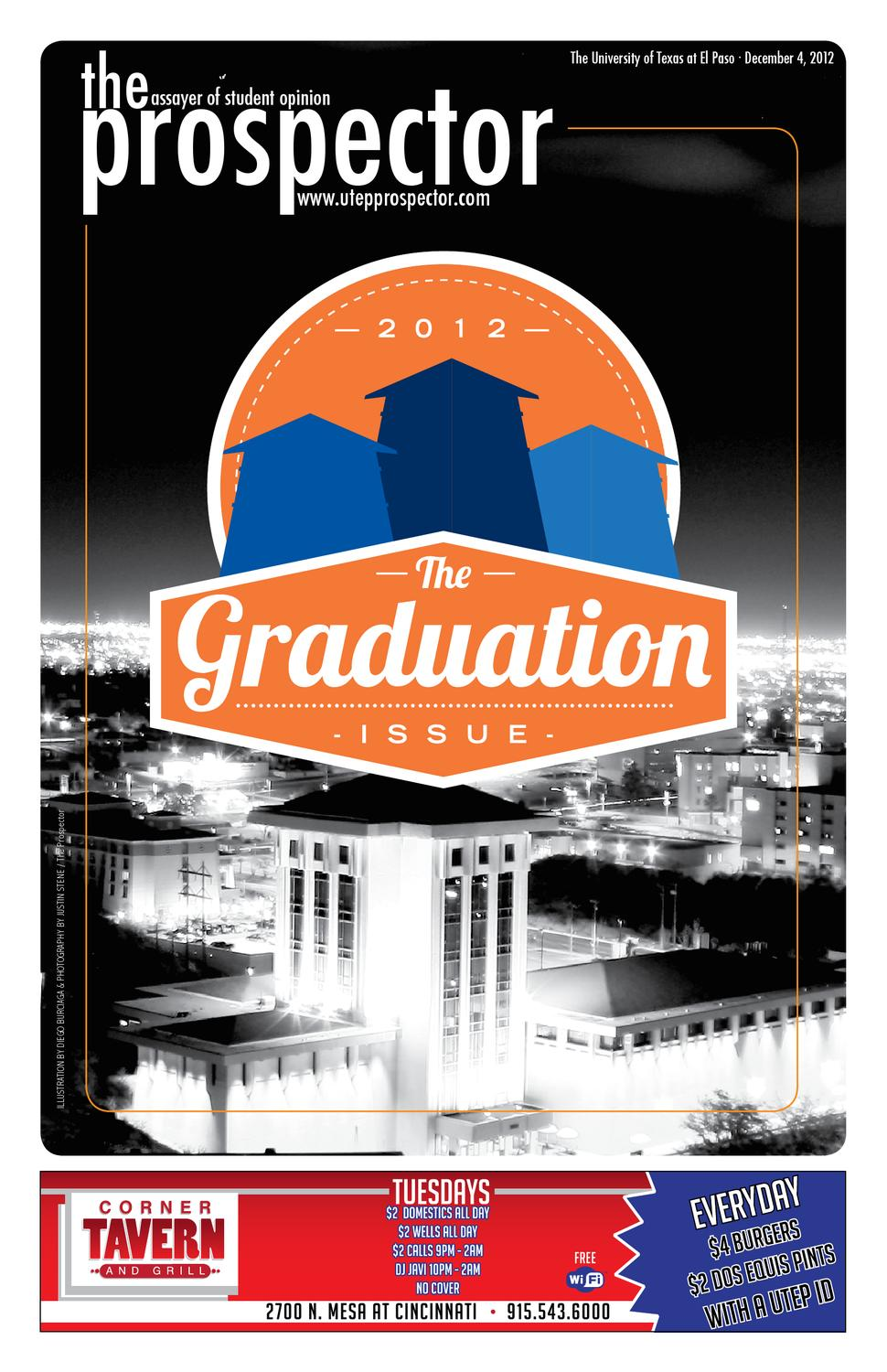Graduatuation Issue by The Prospector - issuu