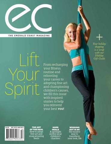 7cac68a2f2 Emerald Coast Magazine December 2012 – January 2013 Issue by Rowland ...