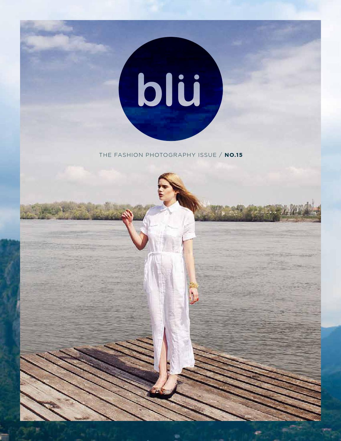 Blu Magazine The Fashion Photography Issue By Blu Magazine Issuu