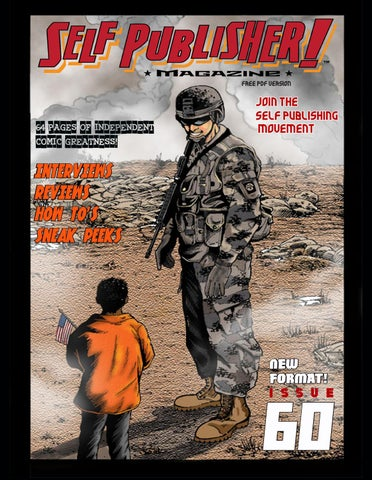 Self Publisher Magazine By Blacklinecomics Issuu
