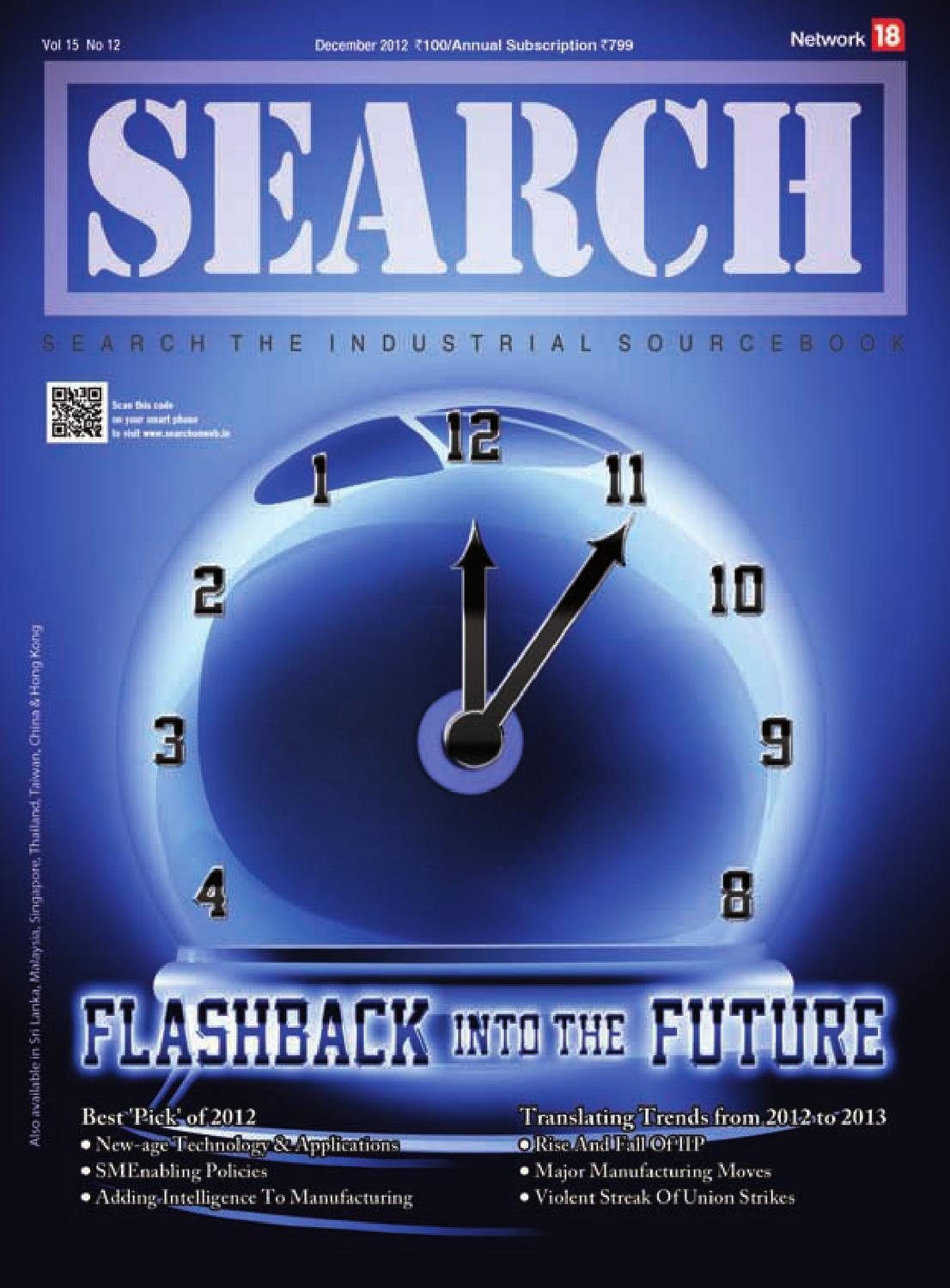 Search - December 2012 by Infomedia18 - issuu