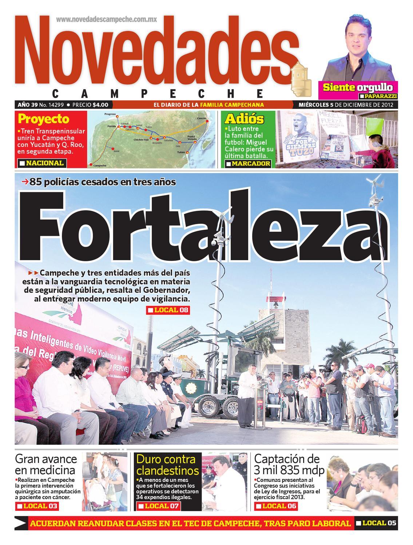 local-05-diciembre-2012 by novedades campeche - issuu