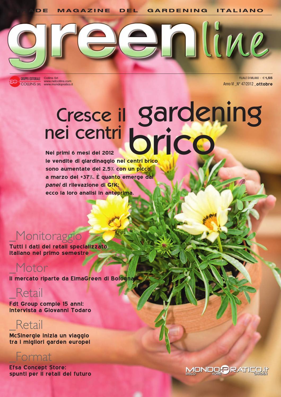 Green line ottobre by collins srl issuu for Brico arreda srl