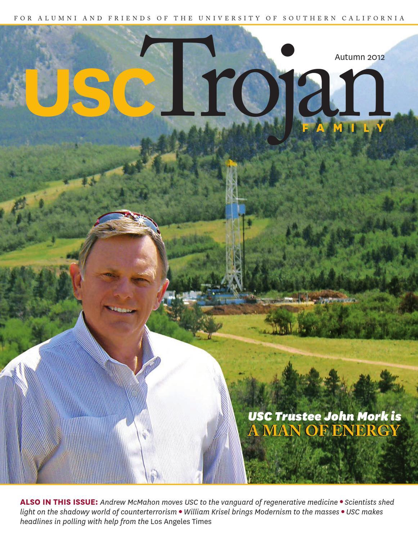 Trojan Family Magazine Autumn 2012