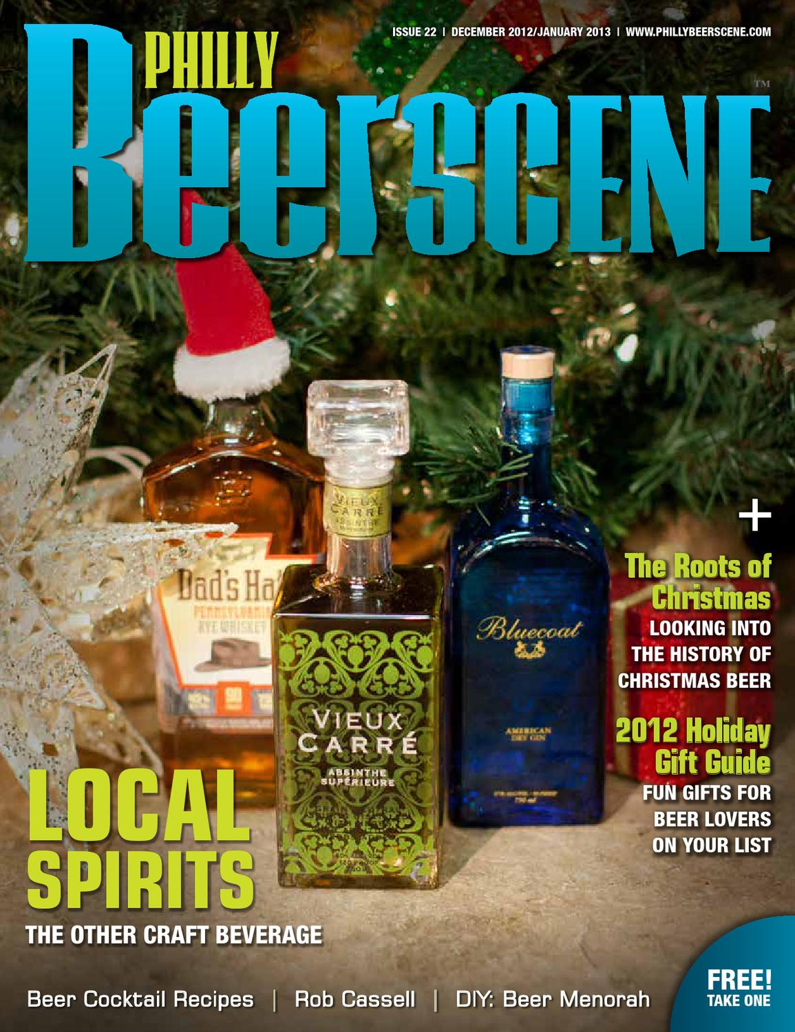 December January Philly Beer Scene by Philly Beer Scene - issuu ffd0623421a9