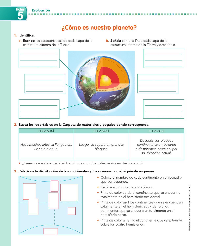 Catálogo Personal Social Santillana En Red Libro De