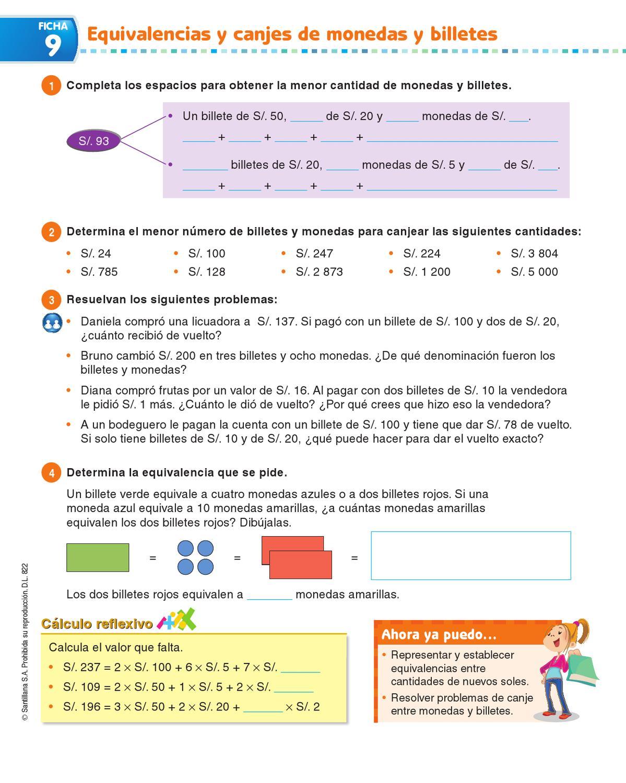 Catálogo Matemática Santillana En Red Libro De Actividades By Santillana Issuu