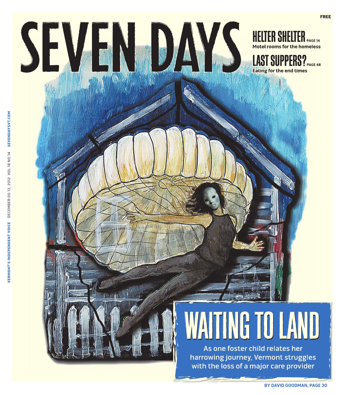 Seven Days, December 5, 2012