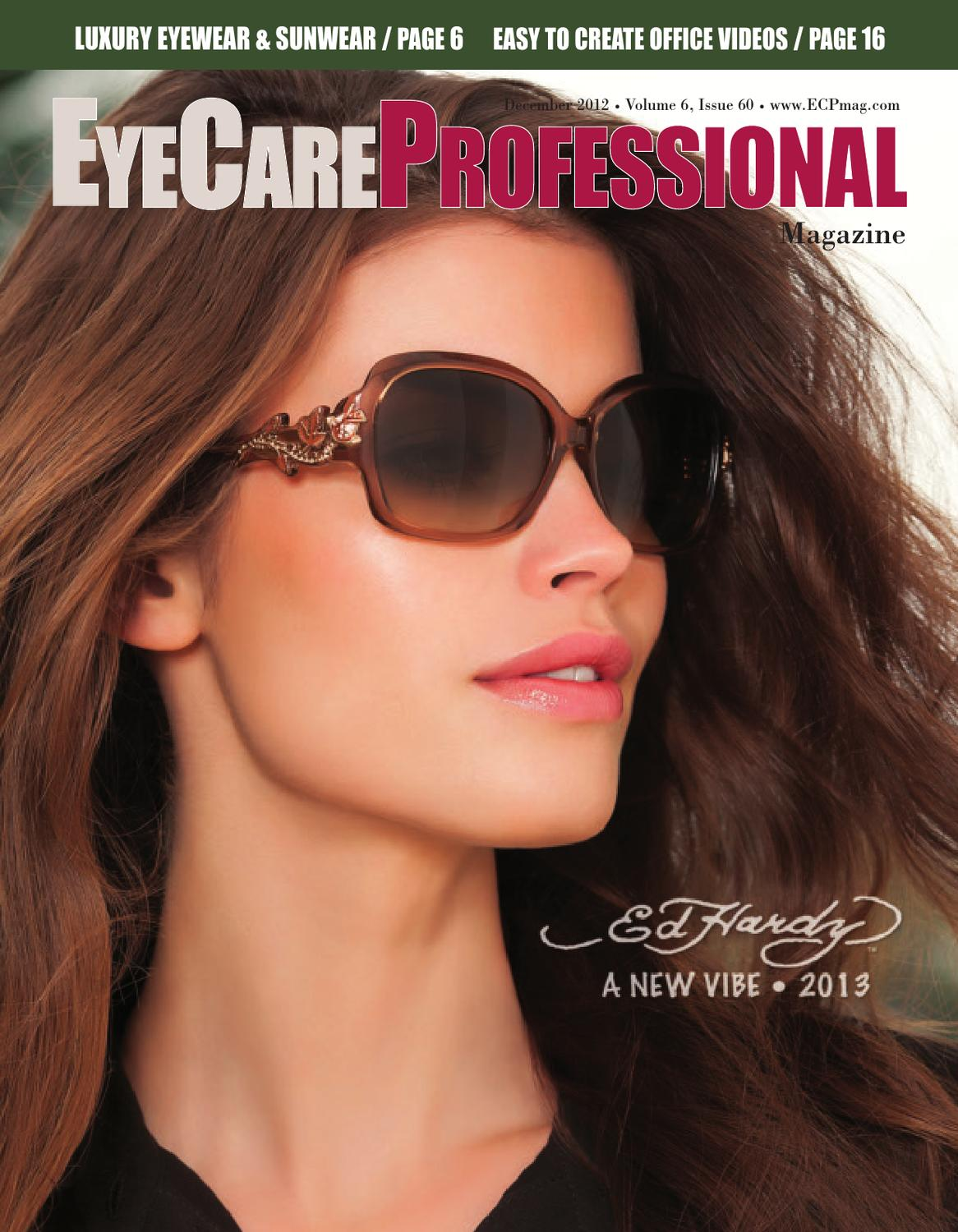 06e4fac1eff EyeCare Professional Magazine December 2012 Issue by ECP Magazine - issuu