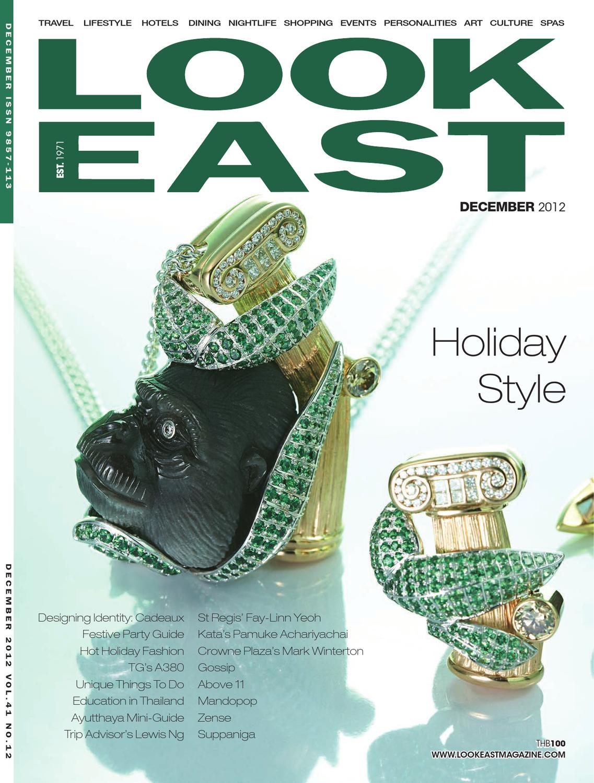 Lookeast December 2012 By Magazine Issuu Tendencies Long Pants Ash Grey Denim Stretch Abu Tua 34