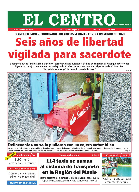 diario 06-12-2012 by Diario El Centro S.A - issuu
