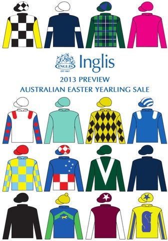 official photos 0a6cf 57424 2013 Easter Preview by Inglis - issuu