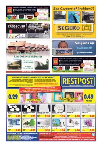 RondOm Heerenveen 11-9 december 2012 by Publicar BV - issuu