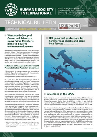 Hsi Technical Bulletin Issue 21 2012 By Lithium Innovation Pty Ltd Issuu
