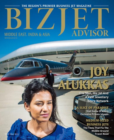 Bizjet Advisor Middle East, India & Asia 2012 By Avbuyer Ltd. - Issuu