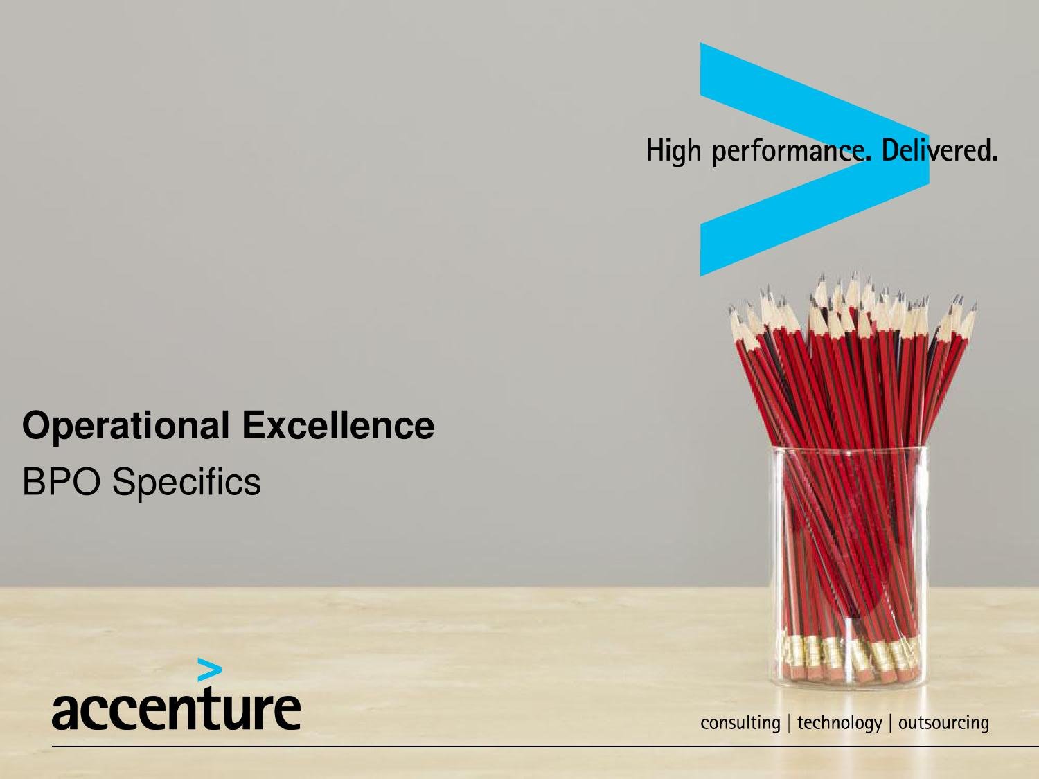 S2s operational excellence bpo specifics by accenture issuu ccuart Images