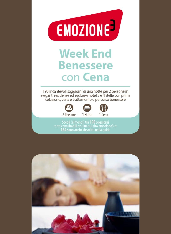 Weekend_benessere_con_cena_2012_sfogliabile by Wish Days S.r.l. - issuu